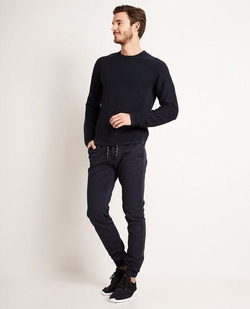 Pantalon décontracté - cordon de serrage - JBC