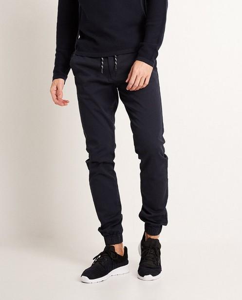 Pantalons - navy - Pantalon décontracté