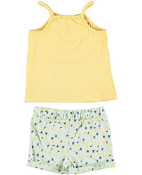 Ensembles - light yellow -