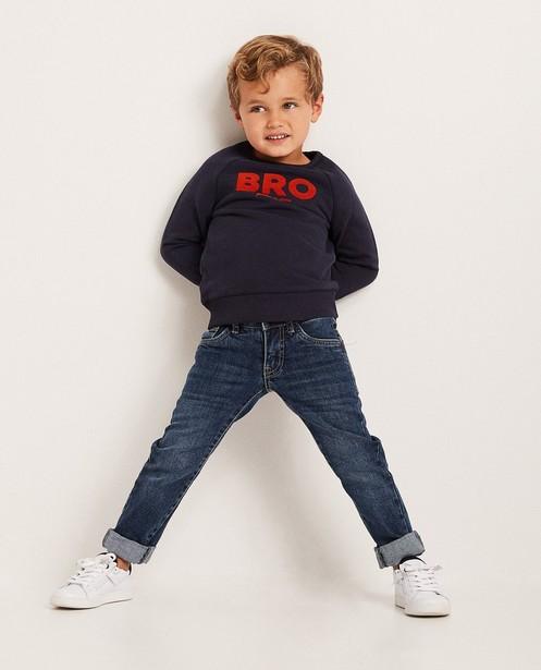 Sweater 'BRO', 2-7 Jahre - #familystoriesjbc - JBC