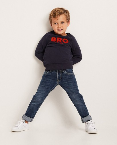 Sweat 'BRO', 2-7 ans