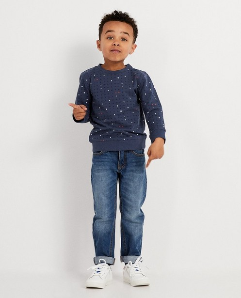 Sweater met allover print Hampton Bays - Hampton Bays - Hampton Bays