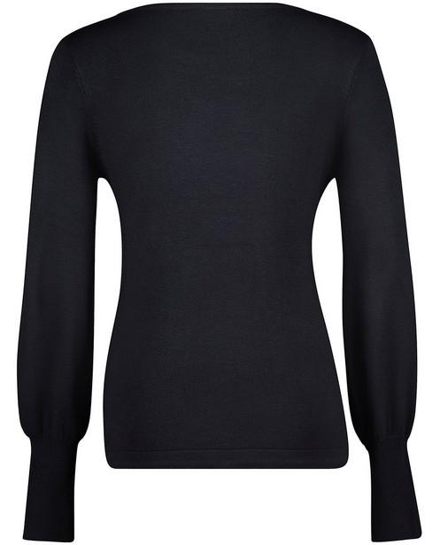 Pullover - Navy - Pullover aus Viskose