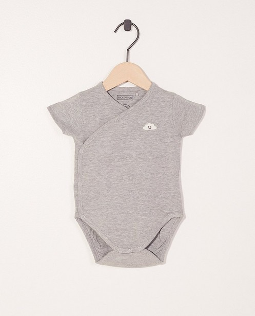 Onesies - light grey -