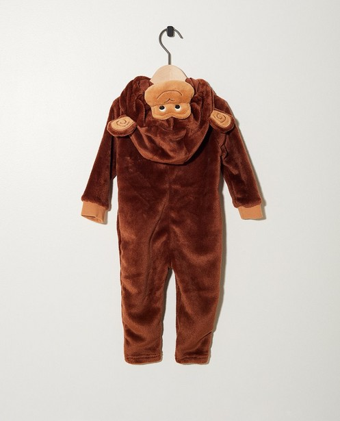 Pyjamas - brown -