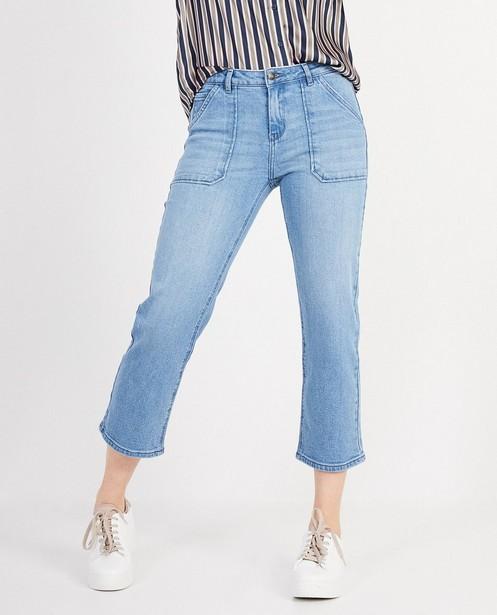 Jeans - aqua - Jeans délavé Karen Damen