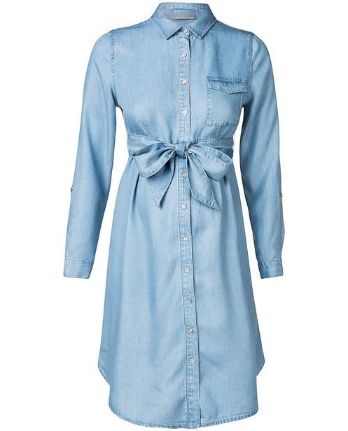 Jeanskleid aus Lyocell - mit Waschung - Joli Ronde