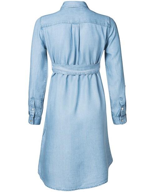 Kleider - Aqua - Jeanskleid aus Lyocell