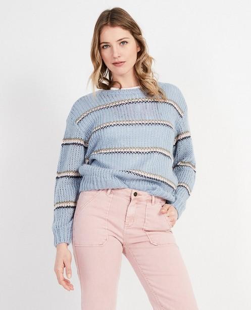 Pulls - AO4 - Pull en tricot de luxe Karen Damen