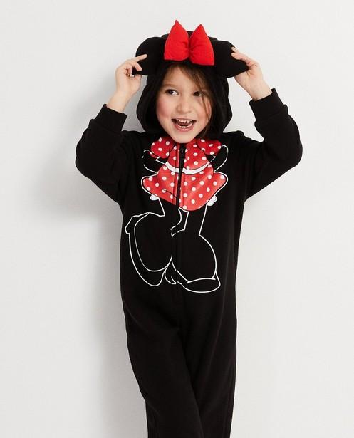 Nachtkleding - ZWM - Onesie met print en strik Mickey
