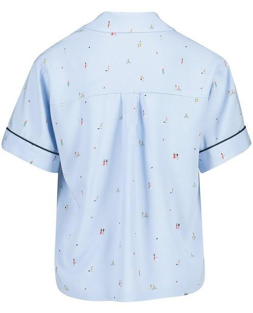Chemises - light turquise - Chemisier en viscose I AM