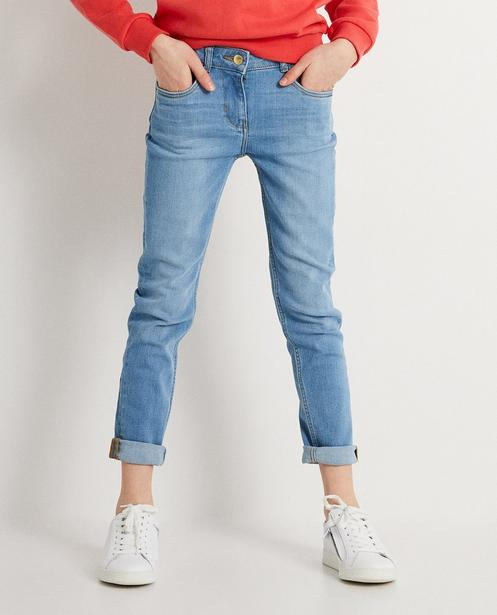Jeans - Aqua - Recycelte Jeans