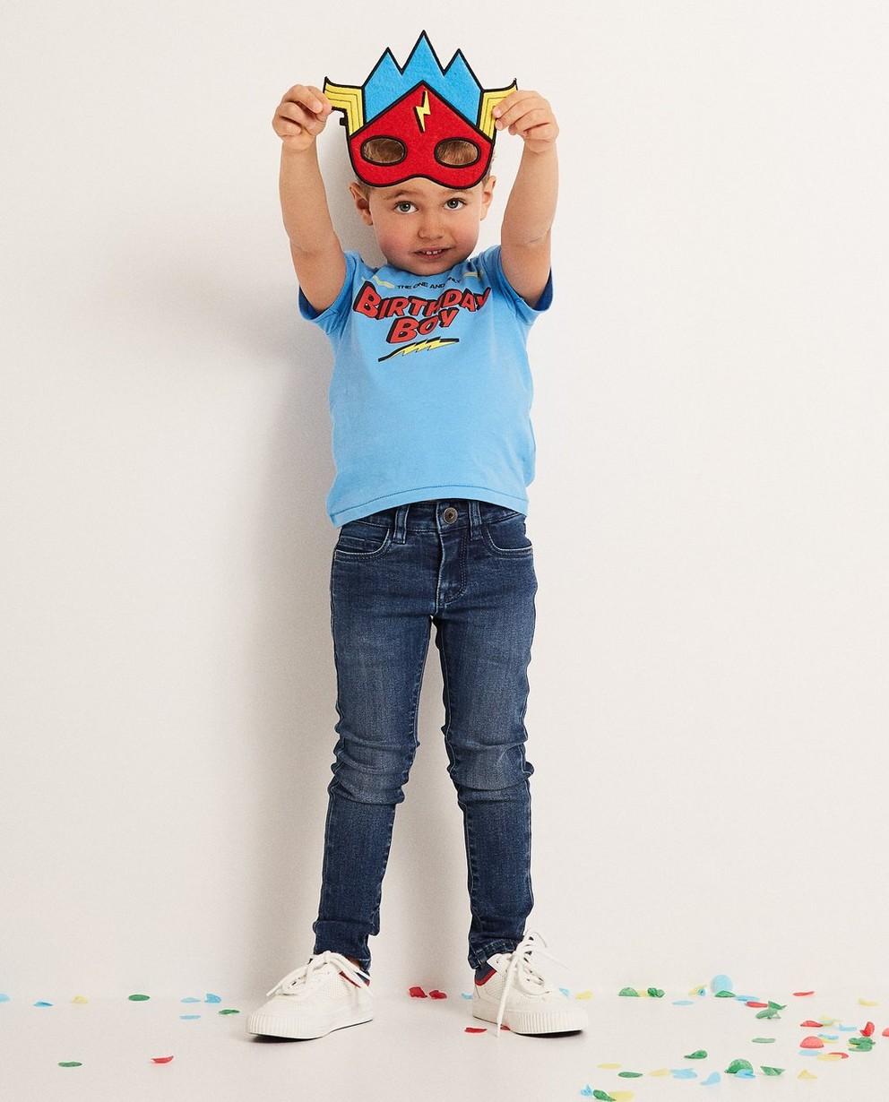 Set : t-shirt + masque - et confettis - JBC