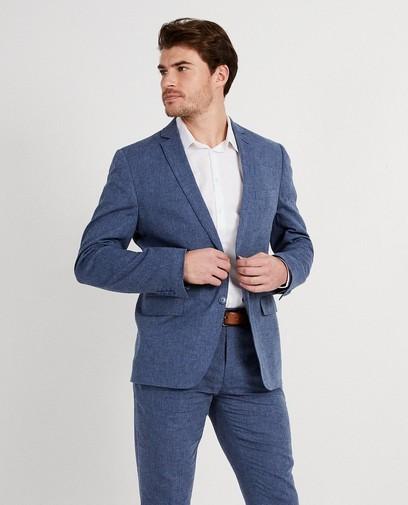 Blazer bleu habillé