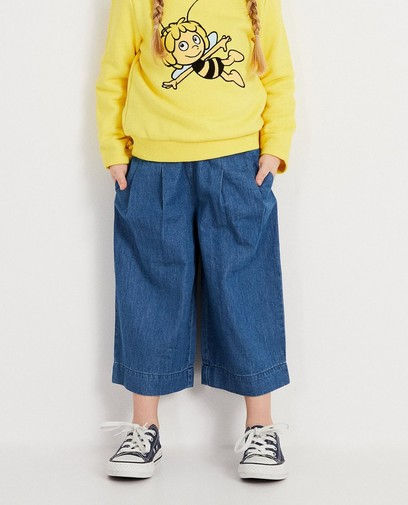 Culotte van jeans Maya