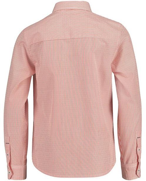 Hemden - Pflaume - Fijn gestreept hemd Hampton Bays