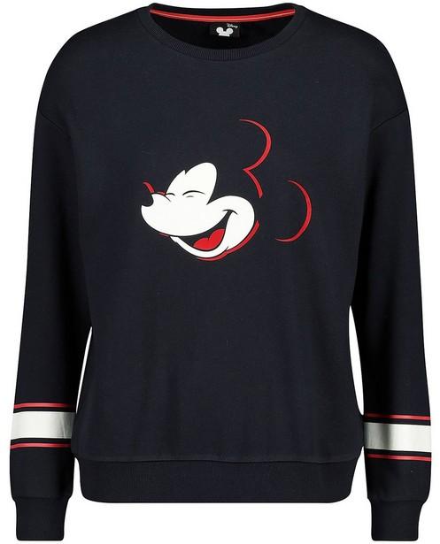 Sweat, imprimé et rayures - Mickey - Mickey