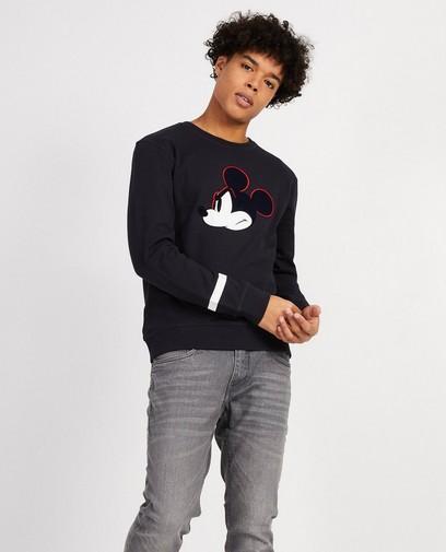 Sweater mit Reliefprint