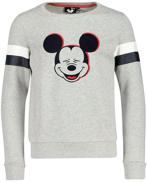 Sweater met Mickey Mouse print Mickey, 7-14 jaar - gemêleerd - Mickey