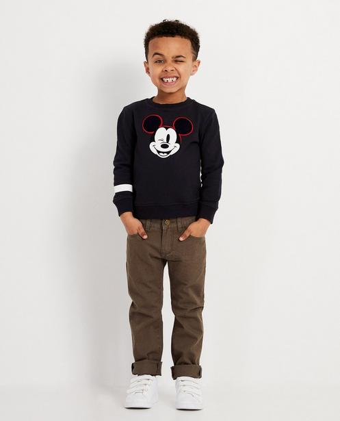 Sweater mit Print, 2-7 Jahre - Mickey - Mickey