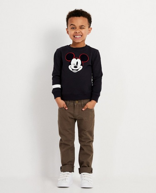 Sweater mit Print, 2-7 Jahre Mickey - Mickey - Mickey