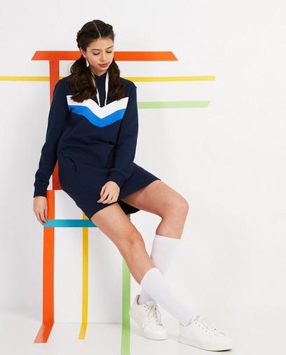 Color block kleedje