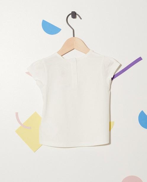 T-shirts - white - T-shirt en coton bio