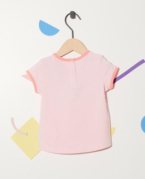 T-shirts - light pink -