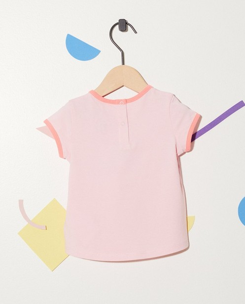 T-shirts - light pink -