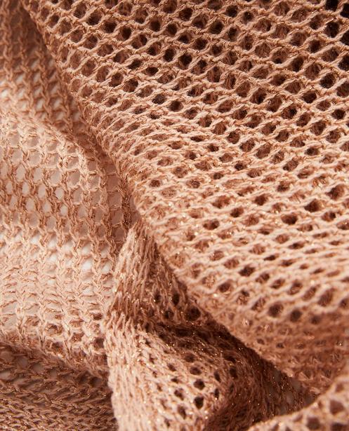 Bonneterie - light pink - Écharpe, tricot ajouré Pieces