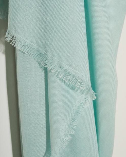 Bonneterie - mint - Écharpe en polyester Pieces