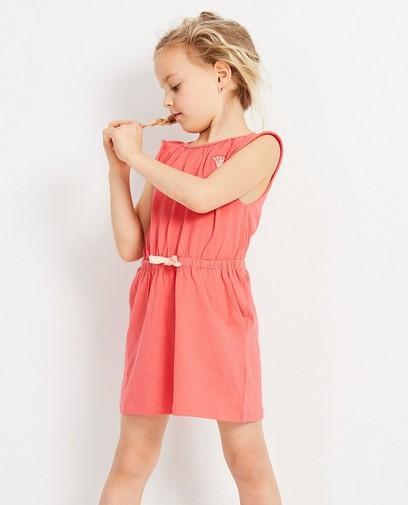 Roze jurkje Prinsessia