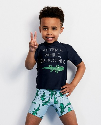 T-shirt de natation, protection UV
