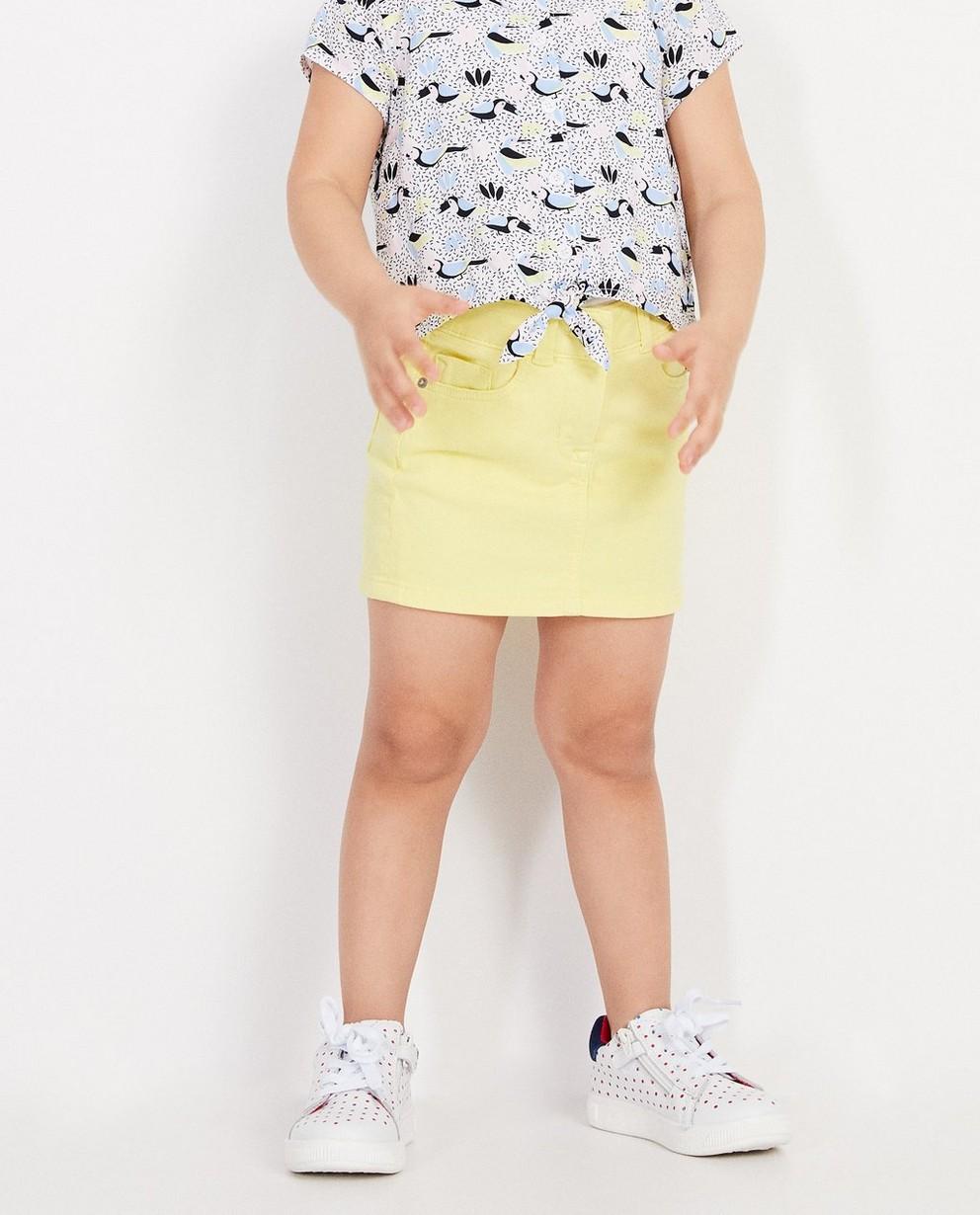 Jupes - light yellow -