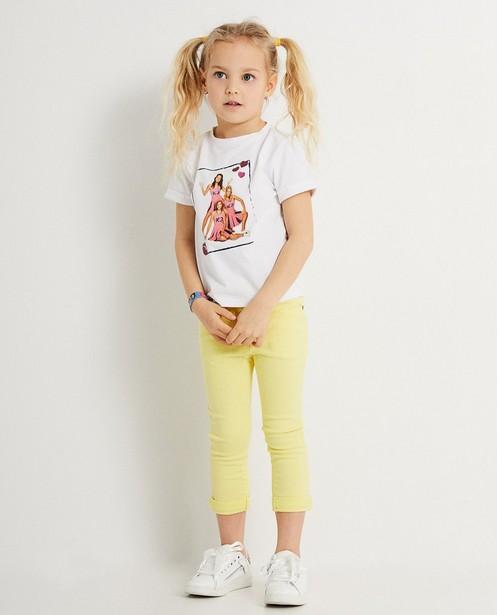 Gele jeans K3 - 5-pocket - K3