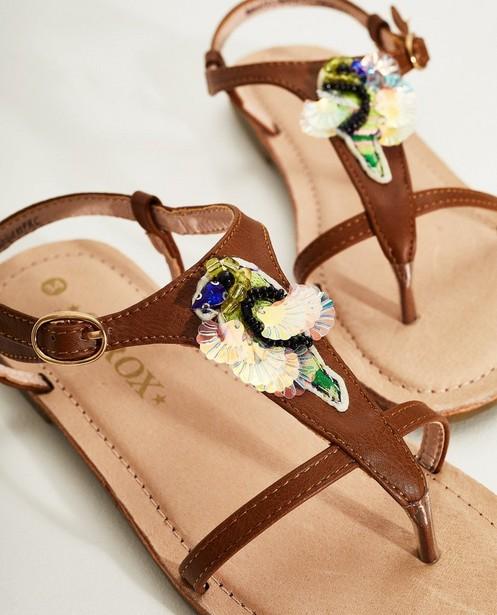 Chaussures - brown - Sandales brunes, 33-38