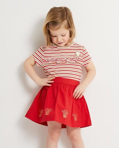 T-shirt rayé Prinsessia