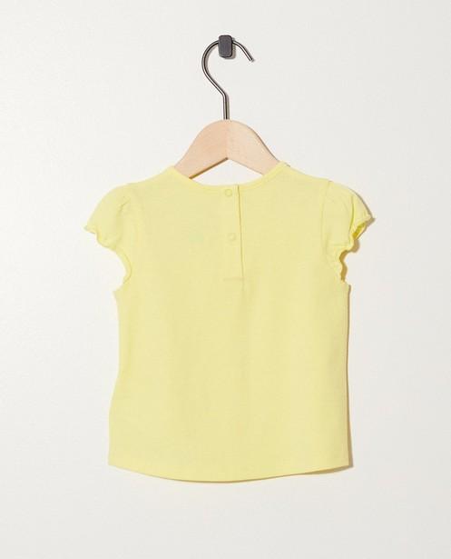 T-shirts - light yellow -