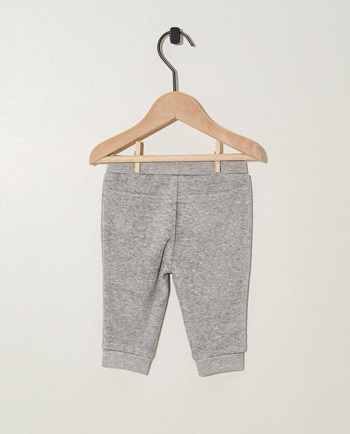 Pantalons - grey - Pantalon évolutif gris