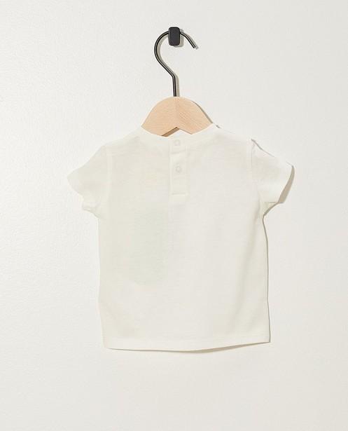 T-shirts - white -