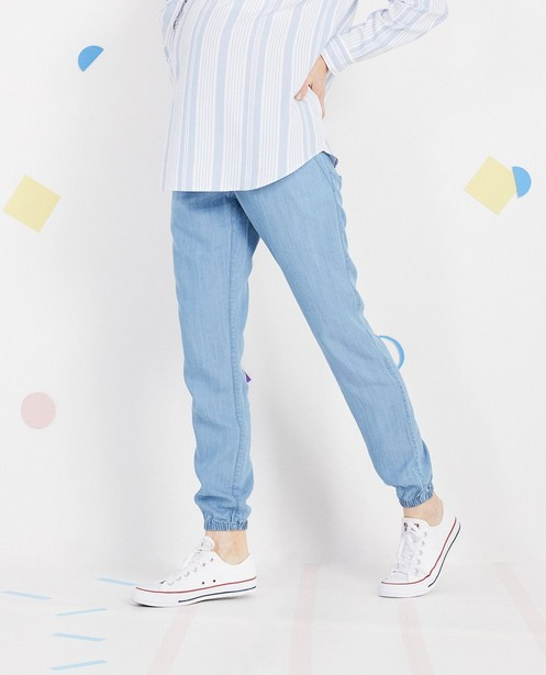 Pantalons - aqua - Pantalon de grossesse JoliRonde