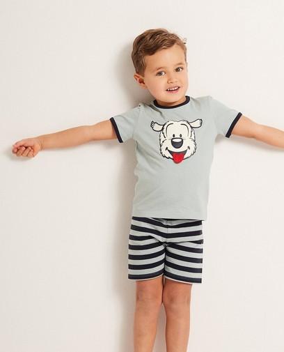 Pyjama met print Samson