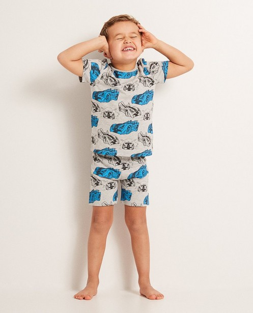 Grijze pyjama met print Rox - Rox - Rox