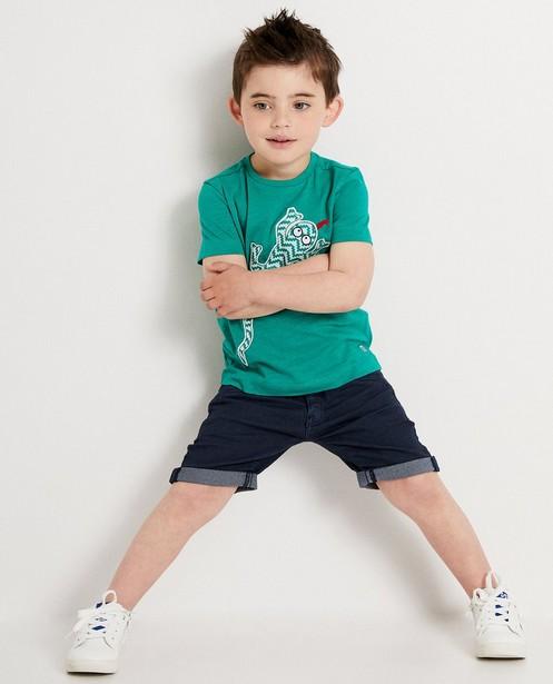 Blauwe jeansshort Kaatje - 2-7 jaar - Kaatje