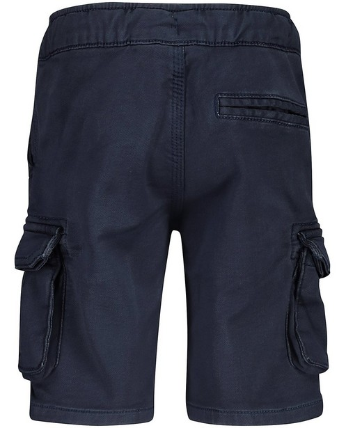 Shorts - navy - Beige short Wickie
