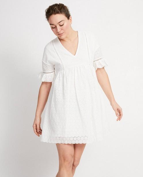 Robes - white -