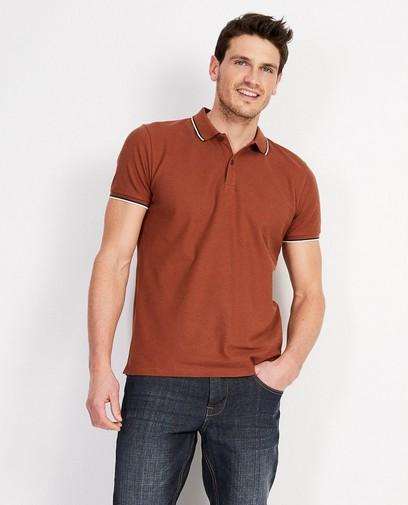 Polo brun