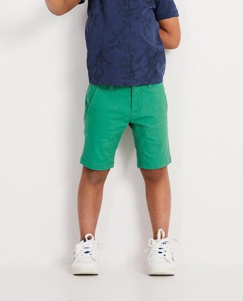 Shorts - green - Short vert Hampton Bays