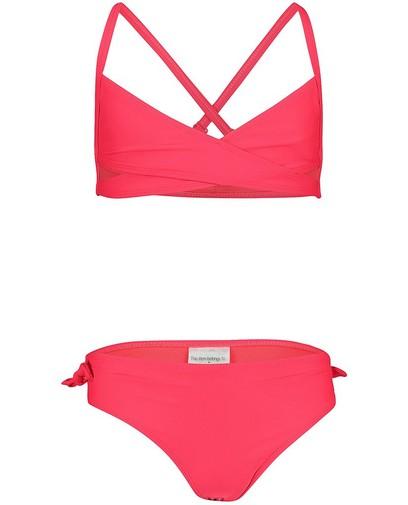 Bikini rose fluo
