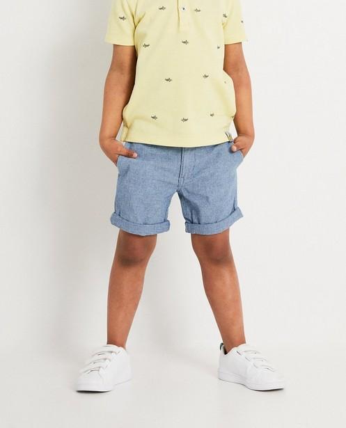 Shorts - Aqua -